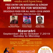 Navaratri Celebration